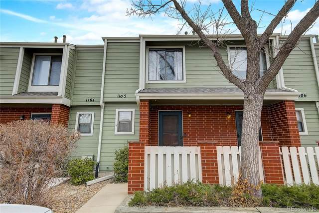 7474 E Arkansas Avenue #1105, Denver, CO 80231 (#5304141) :: Arnie Stein Team | RE/MAX Masters Millennium