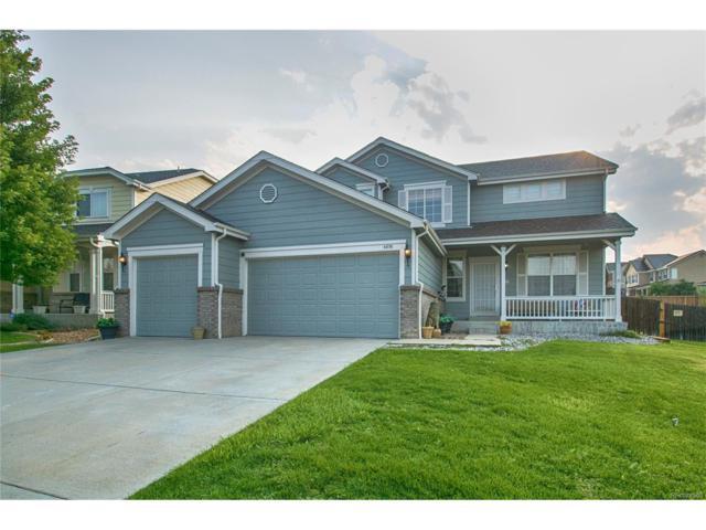 4876 S Ireland Court, Aurora, CO 80015 (MLS #5304293) :: 8z Real Estate
