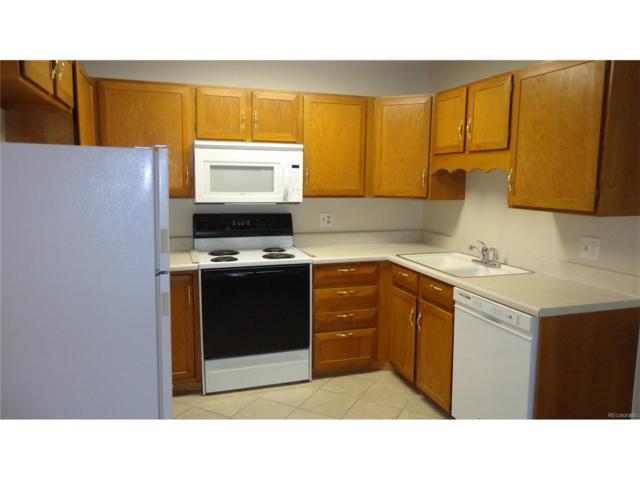 13635 E Bates Avenue #304, Aurora, CO 80014 (MLS #5304348) :: 8z Real Estate