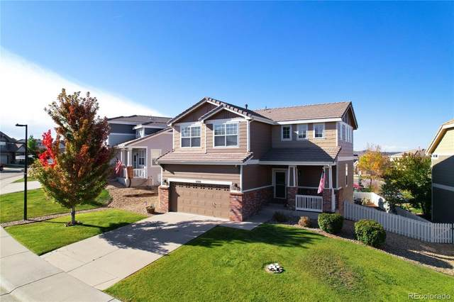 4104 Bountiful Circle, Castle Rock, CO 80109 (#5304490) :: The DeGrood Team