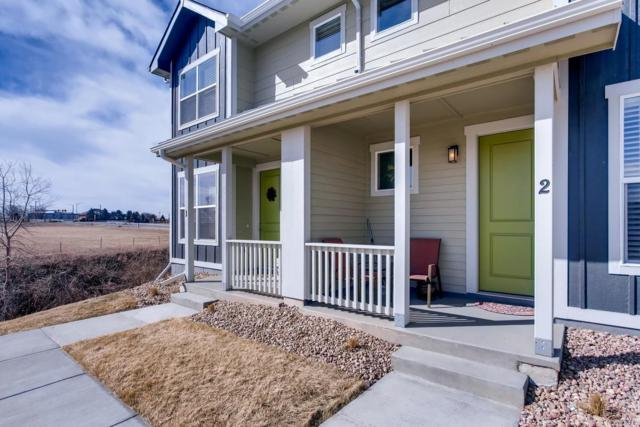 6450 Orchard Park Drive #2, Evans, CO 80634 (#5304497) :: The Heyl Group at Keller Williams