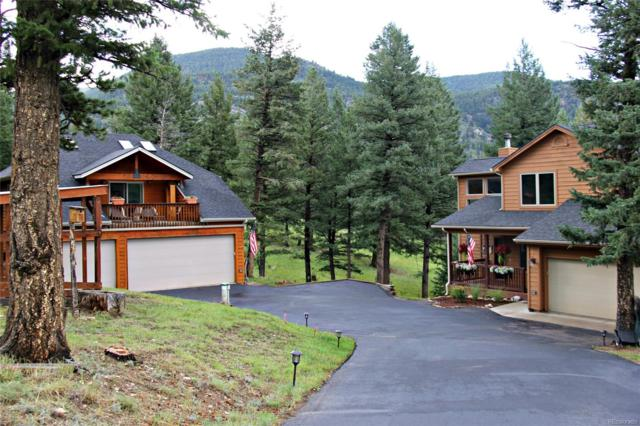 512 Mary Beth Road, Evergreen, CO 80439 (MLS #5305513) :: 8z Real Estate