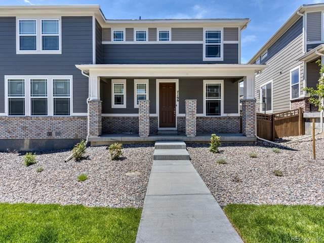 7166 Othello Street, Castle Pines, CO 80108 (MLS #5305721) :: 8z Real Estate