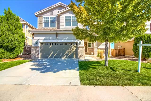 9291 Longstone Drive, Parker, CO 80134 (MLS #5305919) :: 8z Real Estate
