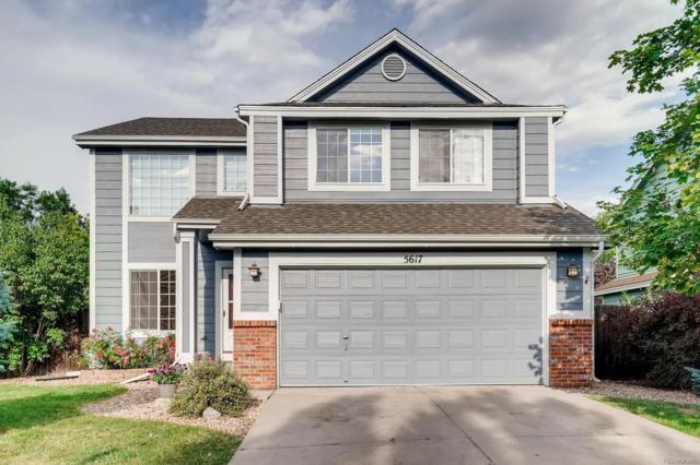 5617 Spruce Avenue, Castle Rock, CO 80104 (#5305929) :: The Peak Properties Group