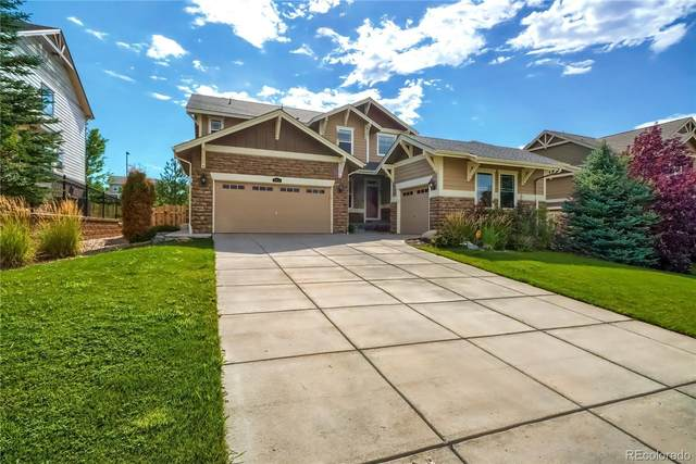 6409 S Old Hammer Way, Aurora, CO 80016 (#5306444) :: The DeGrood Team