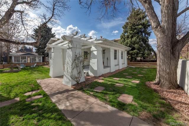 2109 & 2111-2115 York Street, Denver, CO 80205 (#5306598) :: The Dixon Group