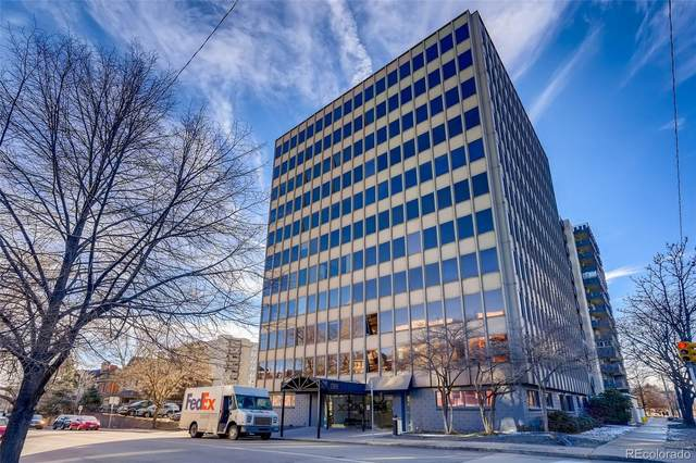 789 Clarkson Street #306, Denver, CO 80218 (MLS #5306757) :: Kittle Real Estate