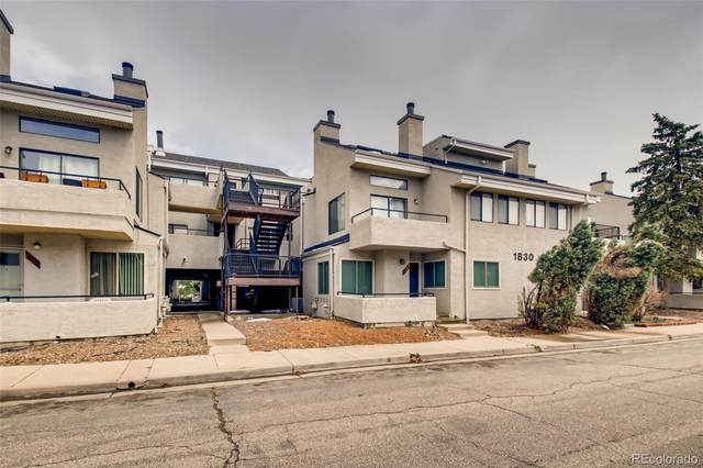 1830 Newland Court #323, Lakewood, CO 80214 (#5306892) :: Symbio Denver