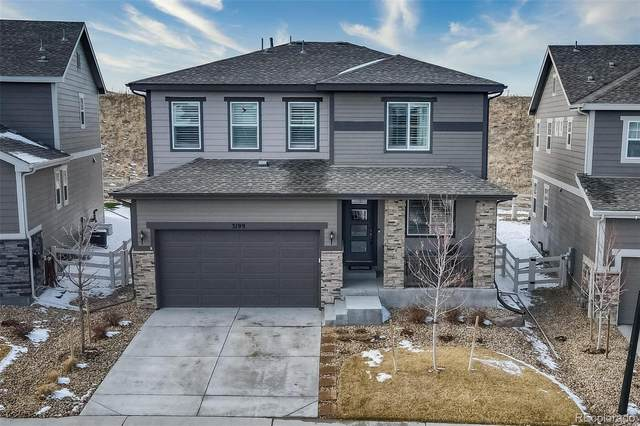 3199 Bittern Street, Castle Rock, CO 80104 (#5307337) :: Berkshire Hathaway HomeServices Innovative Real Estate