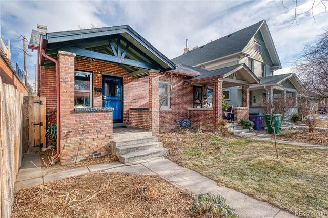 1152 Madison Street, Denver, CO 80206 (#5307504) :: iHomes Colorado