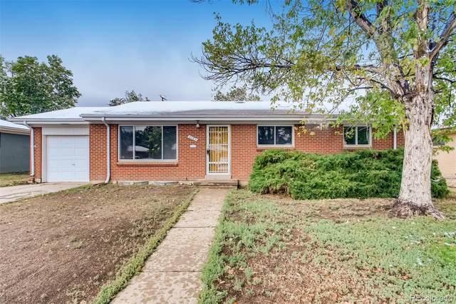 3181 Wheeling Street, Aurora, CO 80011 (MLS #5307603) :: 8z Real Estate