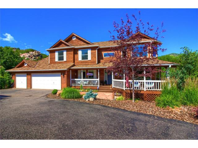 13196 W Mustang Way, Littleton, CO 80127 (MLS #5307713) :: 8z Real Estate