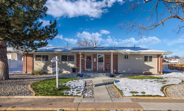 5937 W Elmhurst Avenue, Littleton, CO 80128 (#5308237) :: James Crocker Team