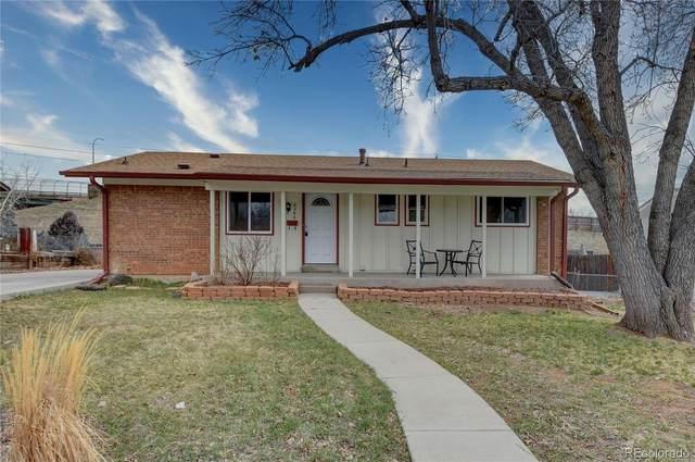 8496 Sheridan Court, Arvada, CO 80003 (MLS #5308435) :: 8z Real Estate