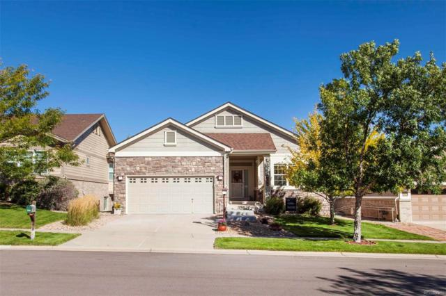 8134 S Algonquian Circle, Aurora, CO 80016 (MLS #5308716) :: Kittle Real Estate