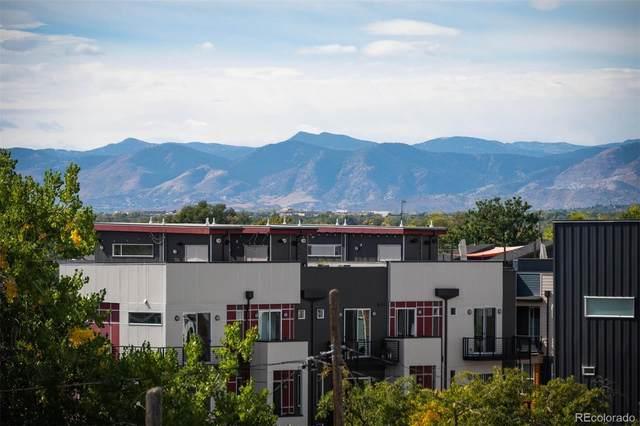 3420 W 18th Avenue #1, Denver, CO 80204 (#5308732) :: iHomes Colorado