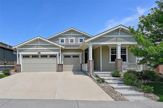 19521 W 59th Avenue, Golden, CO 80403 (#5308847) :: The Gilbert Group