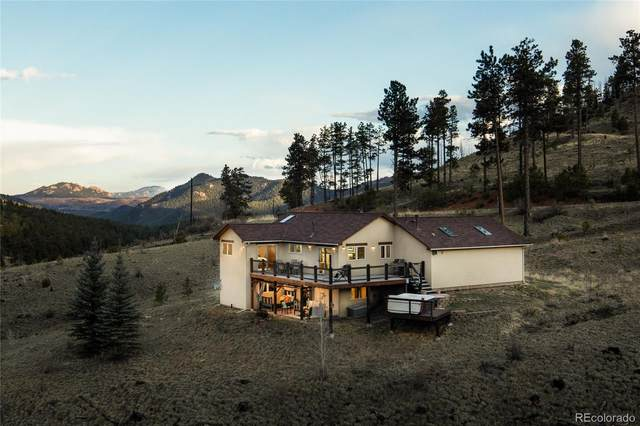 15958 Ouray Road, Pine, CO 80470 (MLS #5308858) :: 8z Real Estate