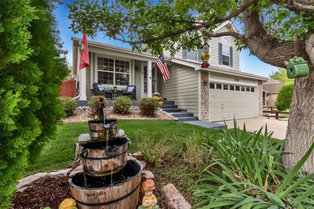 3299 Blue Grass Circle, Castle Rock, CO 80109 (#5308936) :: The Peak Properties Group