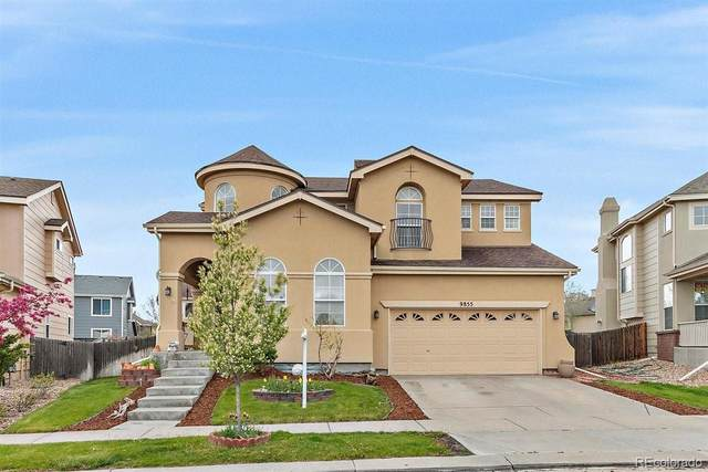 9855 E 112th Way, Commerce City, CO 80640 (#5309211) :: The DeGrood Team