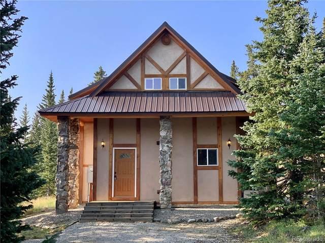 1477 Roberts Road, Alma, CO 80420 (MLS #5309326) :: Find Colorado
