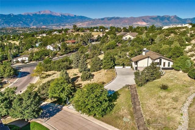 3620 Saddlerock Court, Colorado Springs, CO 80918 (MLS #5309343) :: Bliss Realty Group