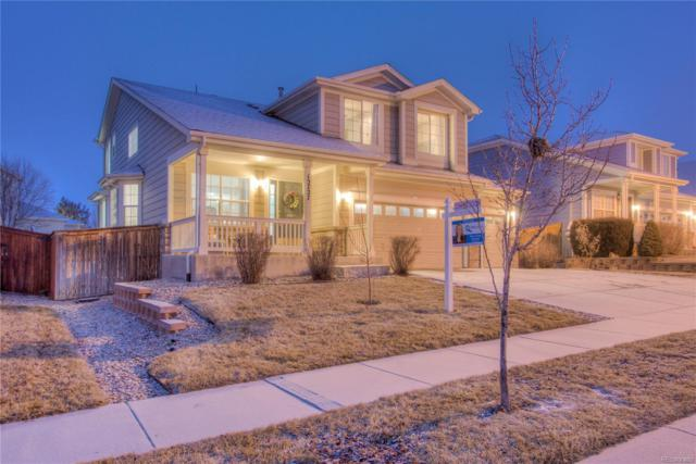 15727 E 107th Way, Commerce City, CO 80022 (MLS #5309409) :: Kittle Real Estate