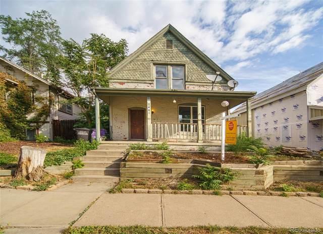 2441 W 35th Avenue, Denver, CO 80211 (#5309493) :: The Griffith Home Team