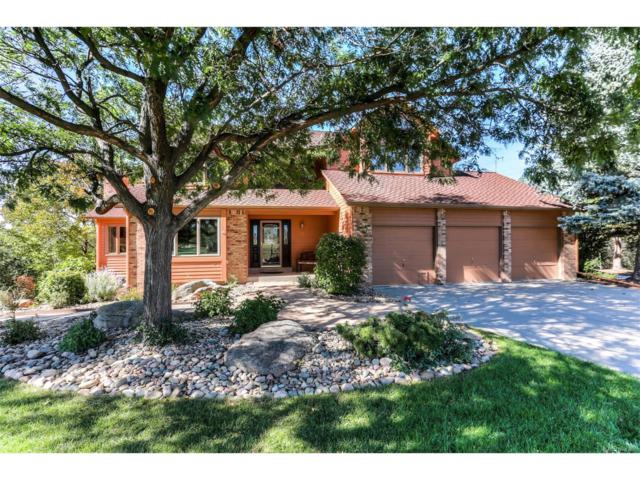 7783 Yorkshire Drive, Castle Pines, CO 80108 (#5309573) :: The Sold By Simmons Team