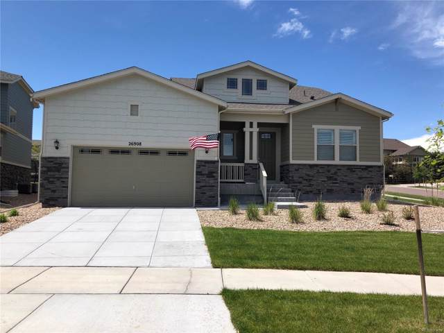 26908 E Plymouth Place, Aurora, CO 80016 (#5309678) :: 5281 Exclusive Homes Realty