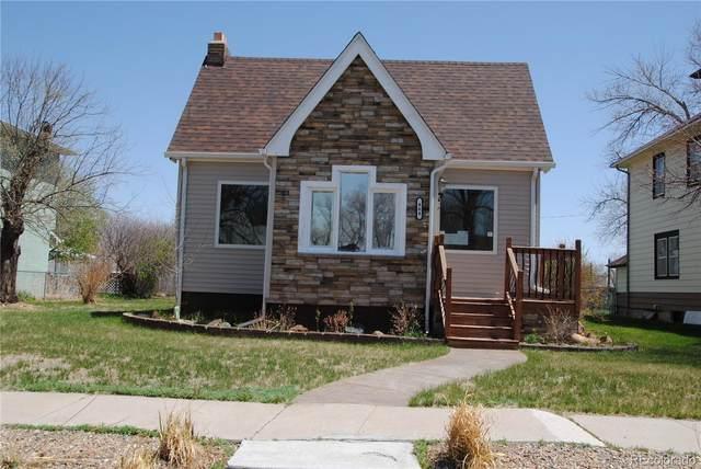 464 E Avenue, Limon, CO 80828 (#5310454) :: Mile High Luxury Real Estate