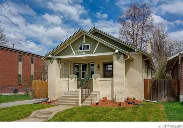 1336 Stuart Street, Denver, CO 80204 (MLS #5310660) :: Keller Williams Realty