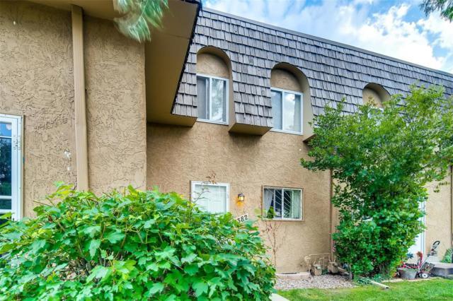 7382 E Princeton Avenue, Denver, CO 80237 (#5311582) :: HomeSmart Realty Group