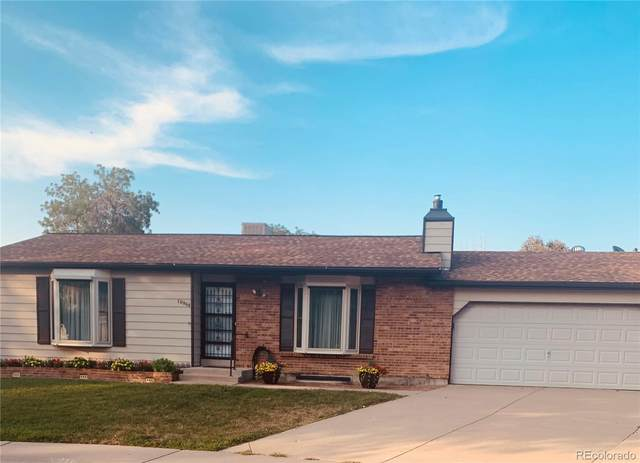 10964 Clermont Street, Thornton, CO 80233 (#5311896) :: The Griffith Home Team