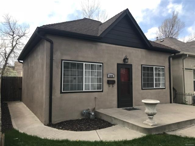 3635 Jason Street, Denver, CO 80211 (#5312037) :: Bring Home Denver