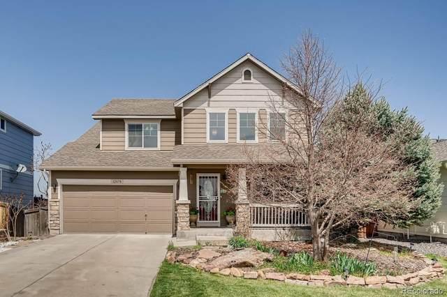 12878 Capital Creek Street, Parker, CO 80134 (#5312092) :: Mile High Luxury Real Estate