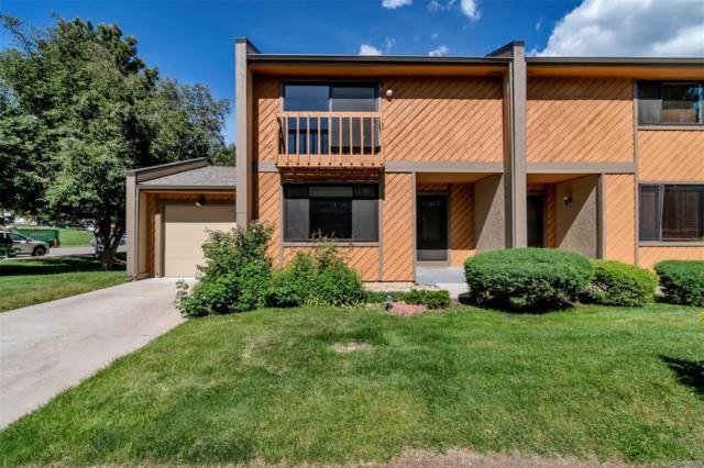 12615 W Bayaud Avenue #29, Lakewood, CO 80228 (#5312116) :: The DeGrood Team