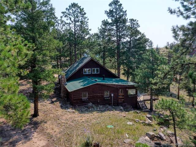 33998 Mineral Lane, Pine, CO 80470 (MLS #5312442) :: 8z Real Estate