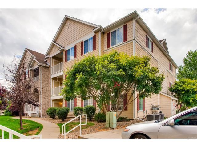 4451 S Ammons Street 2-103, Littleton, CO 80123 (MLS #5312468) :: 8z Real Estate