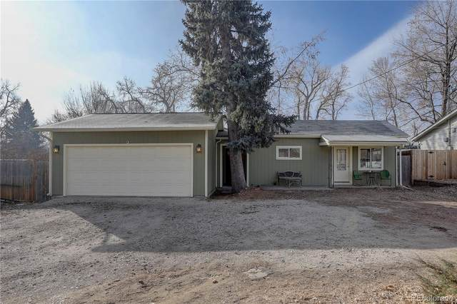 6950 W 32nd Avenue, Wheat Ridge, CO 80033 (#5312879) :: HomeSmart