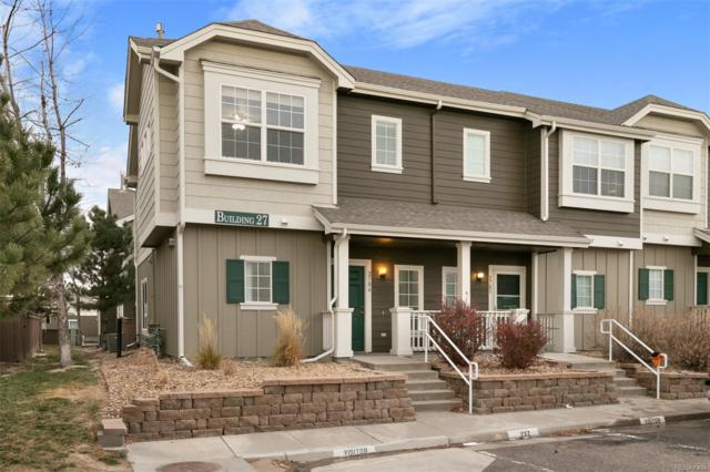 14700 E 104th Avenue #2706, Commerce City, CO 80022 (#5312893) :: The Peak Properties Group