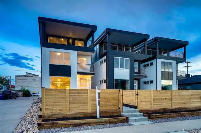 3222 W 16th Avenue, Denver, CO 80204 (MLS #5314375) :: 8z Real Estate