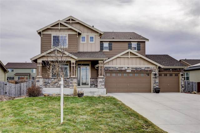 8528 Raspberry Drive, Frederick, CO 80504 (#5314493) :: HomePopper