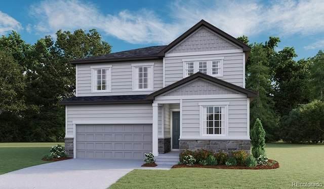 5529 Gray Wolf Lane, Castle Rock, CO 80104 (MLS #5314549) :: Keller Williams Realty