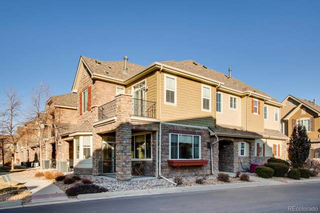 15316 W 66th Drive H, Arvada, CO 80007 (MLS #5314948) :: 8z Real Estate