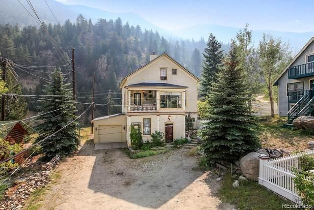 401 4th Street, Georgetown, CO 80444 (MLS #5315509) :: 8z Real Estate