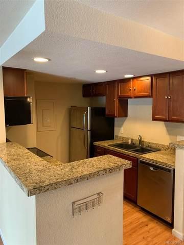 921 S Walden Street #101, Aurora, CO 80017 (#5315653) :: The Griffith Home Team