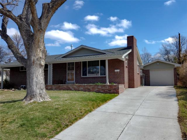 2576 S Dennison Court, Denver, CO 80222 (#5315774) :: Compass Colorado Realty