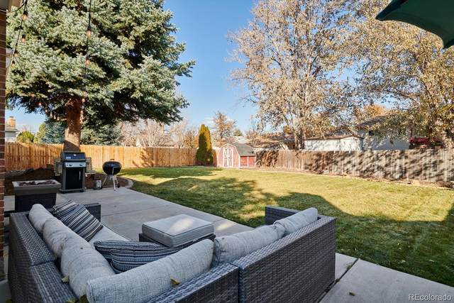 3134 S Dudley Street, Lakewood, CO 80227 (#5315880) :: The DeGrood Team